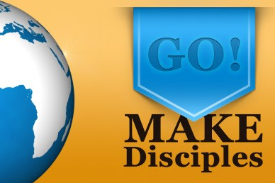 Go and Make Disciples Video Splash