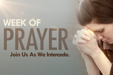 Week of Prayer Video