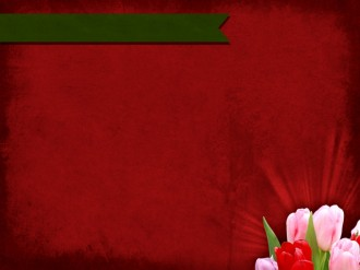Mother's Day Background Template