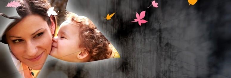 God Bless Mothers Website Banner