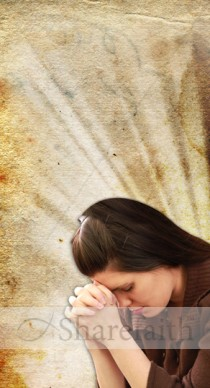 Power of Prayer Web Sidebar