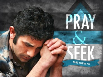 Pray &amp; Seek PowerPoint Template