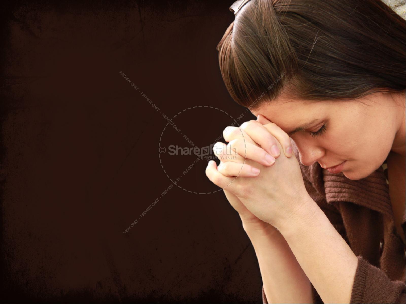 Power of Prayer PowerPoint