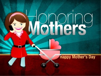 Honoring Mothers PowerPoint