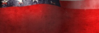 Memorial Day Flag Website Banner