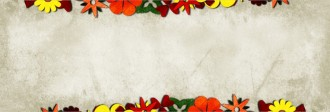 Flowers Web Banner