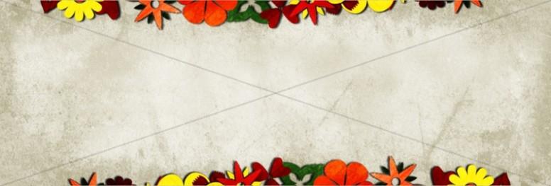 Flowers Web Banner