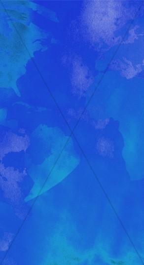 Blue Website Sidebar Image