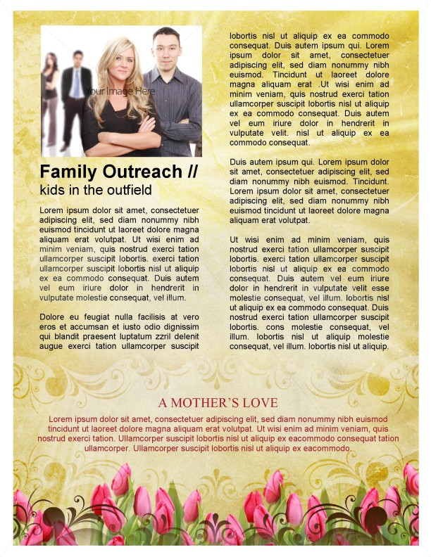 Mom's Day Newsletter | page 3