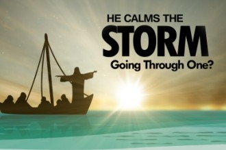 He Calms the Storm Church Video