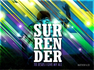 Surrender PowerPoint
