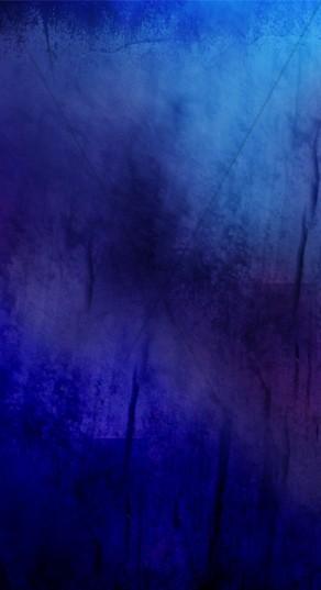 Blue Website Sidebar