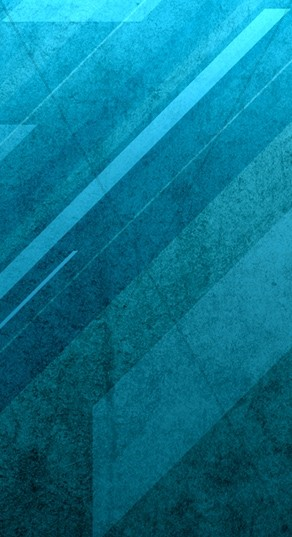 Blue Stripes Website Sidebar