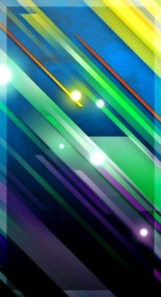 Color Stripes Web Sidebar