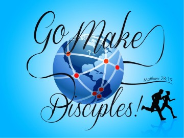 Go Make Disciples PowerPoint