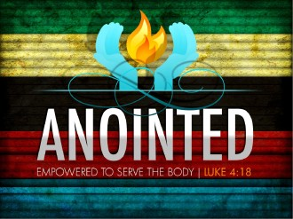 Anointed PowerPoint