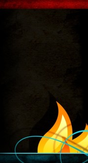 Flame Website Sidebar