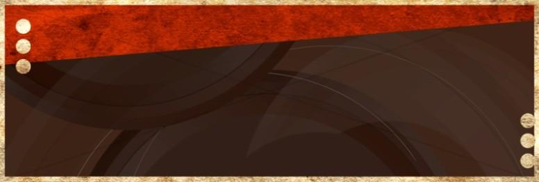 Gold Dots Website Banner