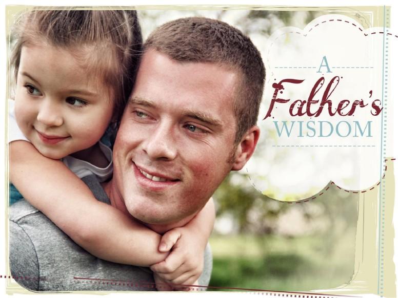Father's Wisdom PowerPoint