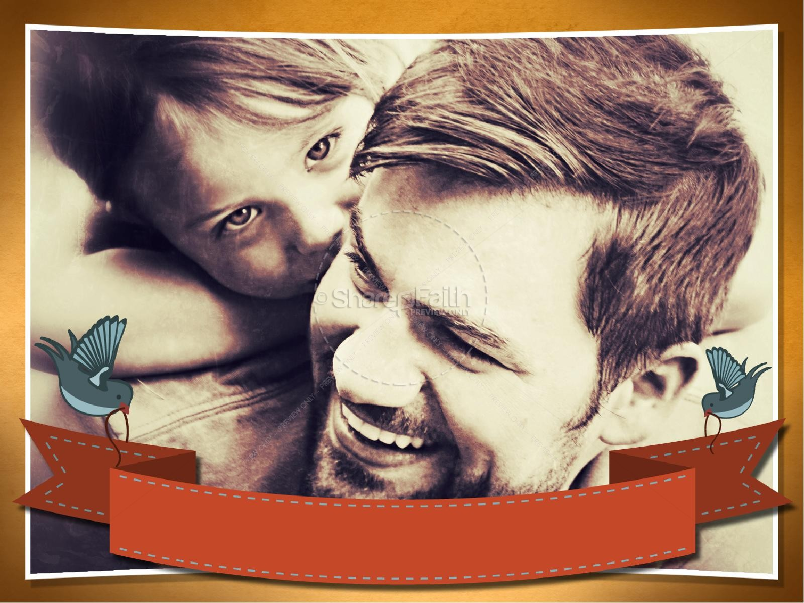 Father's Day Love PowerPoint | slide 6
