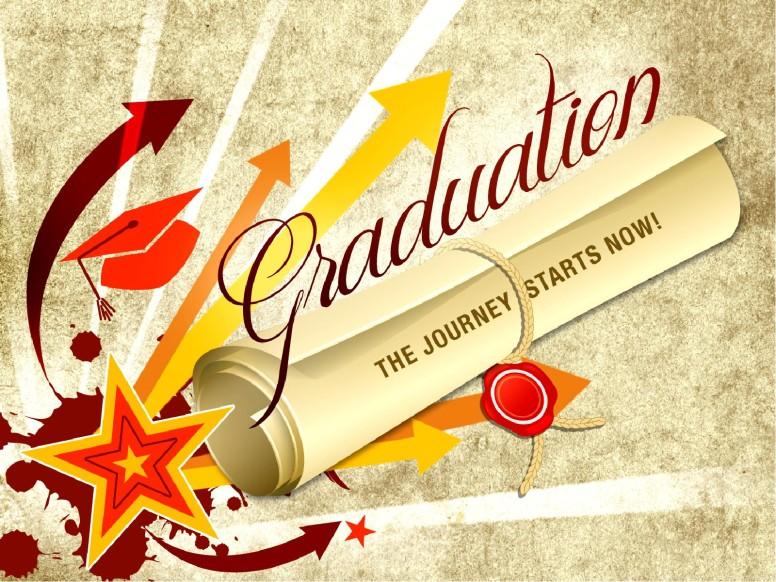 Graduation Journey PowerPoint