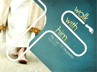Walk With Him PowerPoint 