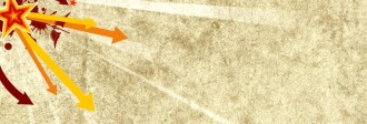 Arrows and Stars Website Banner