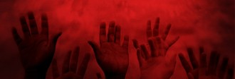 Hands Raised Website Banner