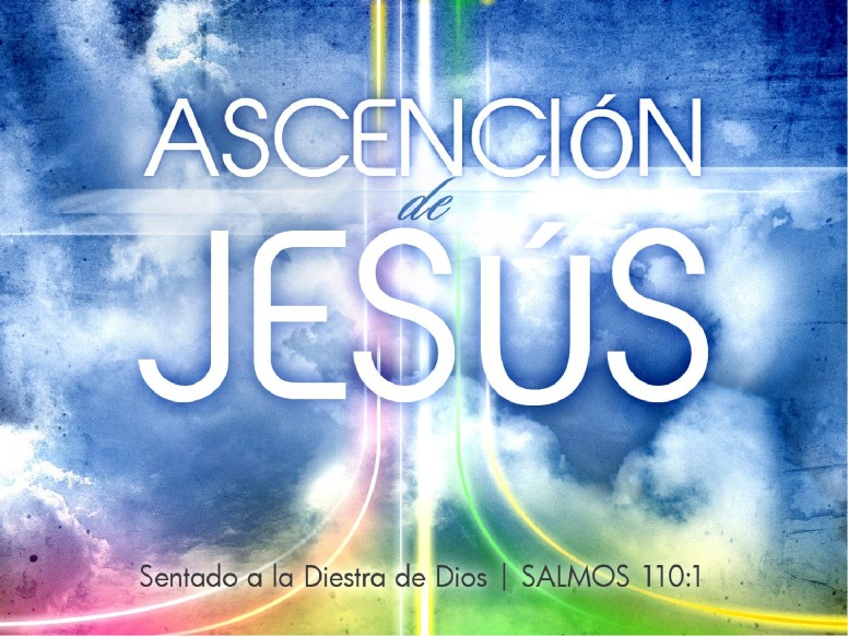 Ascencion de Jesus PowerPoint