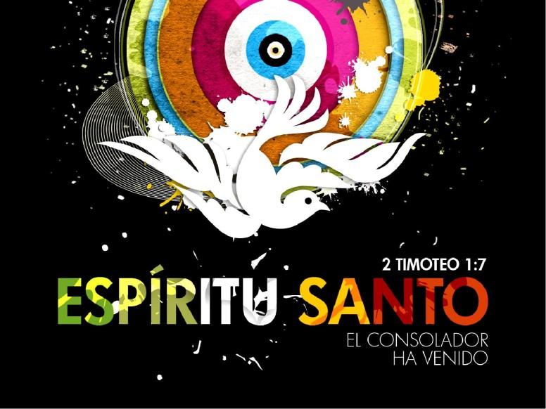 Espiritu Santo PowerPoint