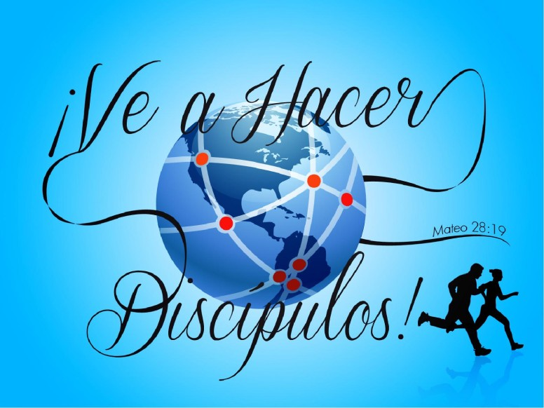 Ve a Hacer Discipulos PowerPoint