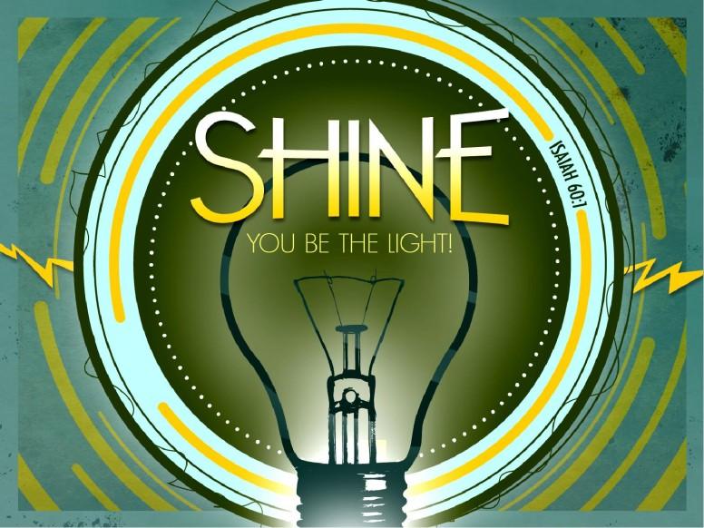 Light PowerPoint Sermon