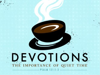 Devotions PowerPoint Sermon