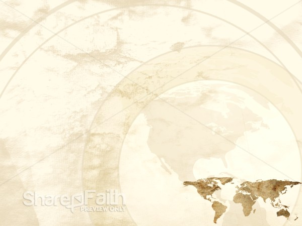 Global Outreach Worship Background Worship Backgrounds