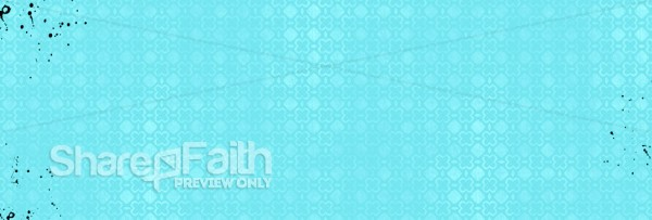 Blue Website Banner
