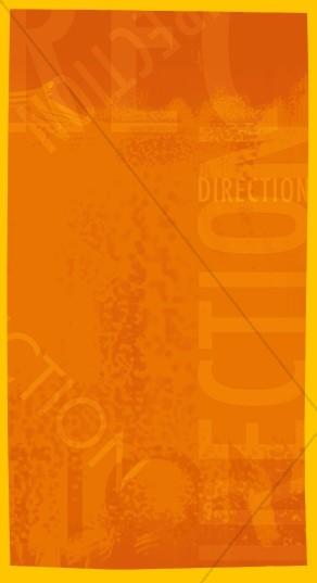 Direction Website Sidebar