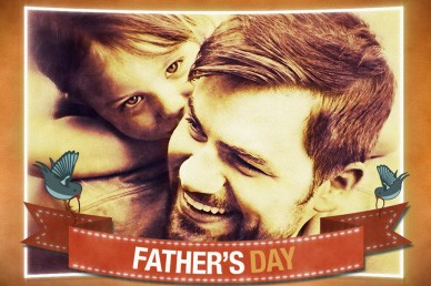 Father's Day Video Loop