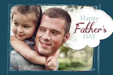 Father's Day Memory Video Loop
