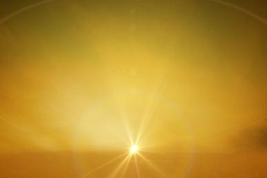 Sunset Worship Video Background