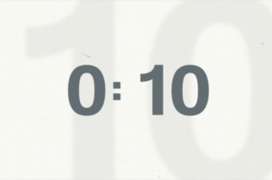 Simplicity Countdown timer