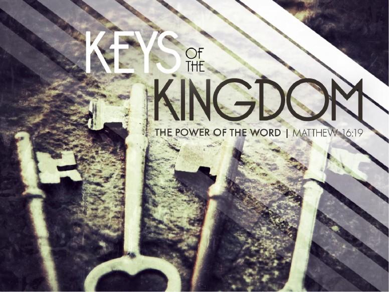 Keys of the Kingdom PowerPoint Sermon