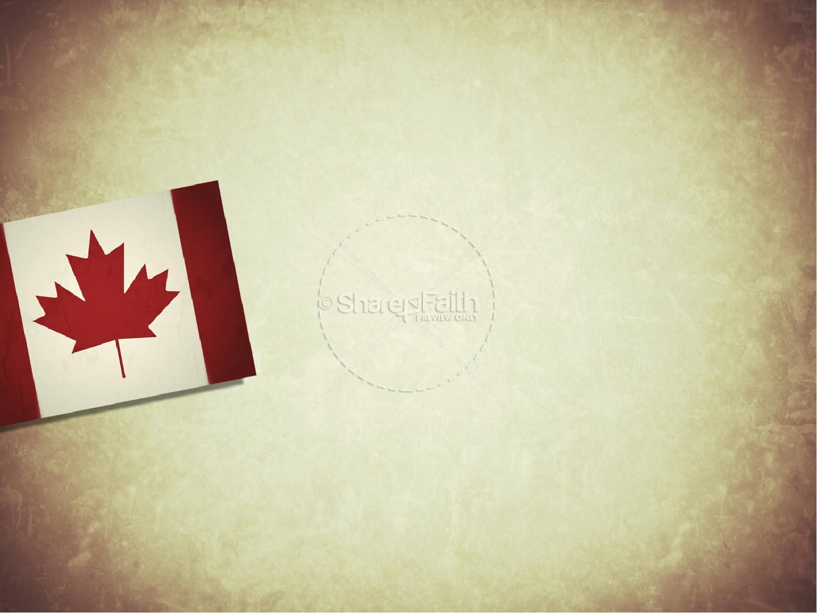canada day powerpoint presentation independence day