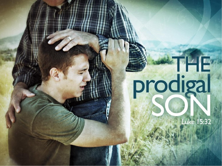 Prodigal Son PowerPoint Template