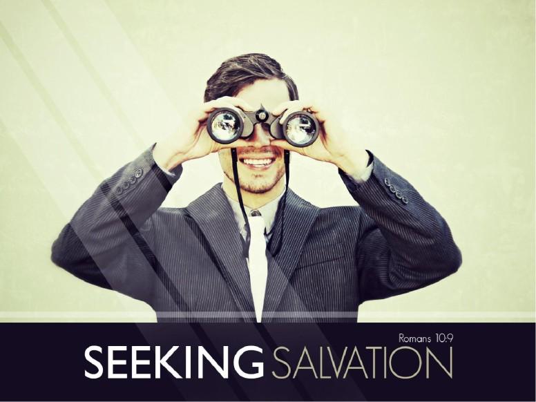 Seeking Salvation PowerPoint