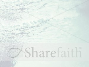 Water Texture Worship Background