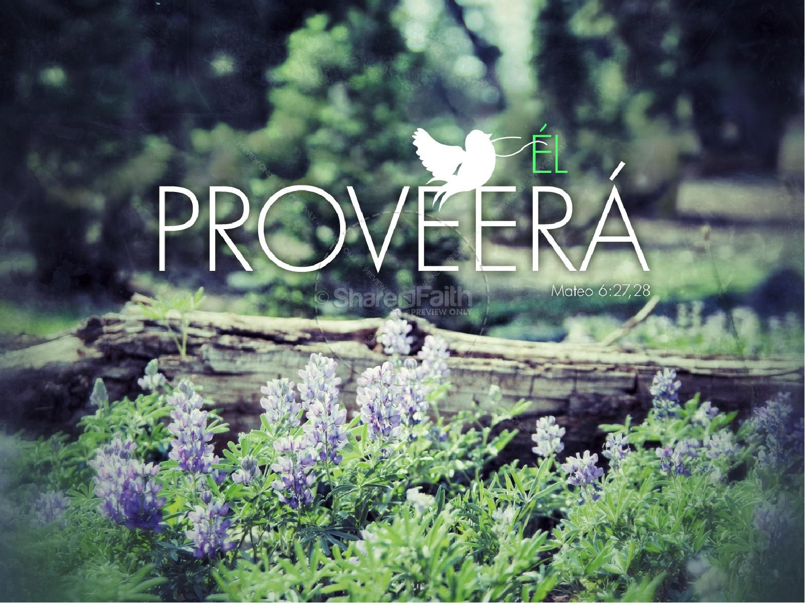 El Proveera Church PowerPoint