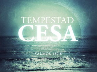 Tempestad Cesa PowerPoint Sermon