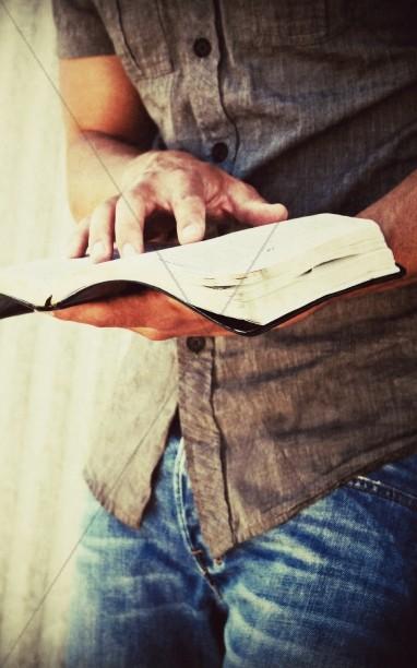 Stay in the Word Church Bulletin