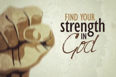 Strength in God Church Video Loop