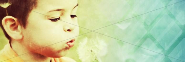 Faith Like a Child Website Banner